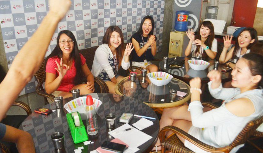 4日目:カフェ・トーキング
