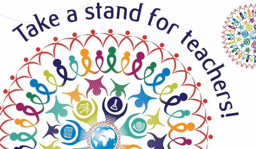 Happy World Teacher's Day