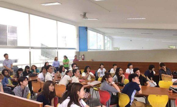 サンカルロス大学生との交流会